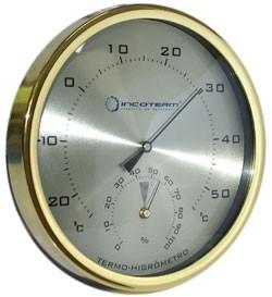 Termo-Higrômetro Analógico Temperatura e Umidade 25°C a +55°C.Icon