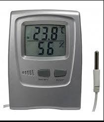 Termo-Higrômetro Digital - Rva
