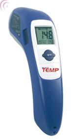 Termômetro Digital Infravermelho com Mira Laser - 50°C a + 70°C.Icon
