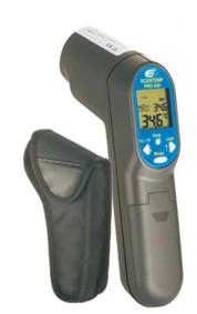 Termômetro Digital Infravermelho com Mira Laser,Função Máxima e Mínima -35+230ºC . Rva