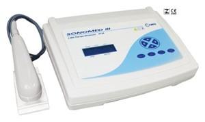 Ultrassom para Fisioterapia com Transdutor de 3 MHz Sonomed III . Crc