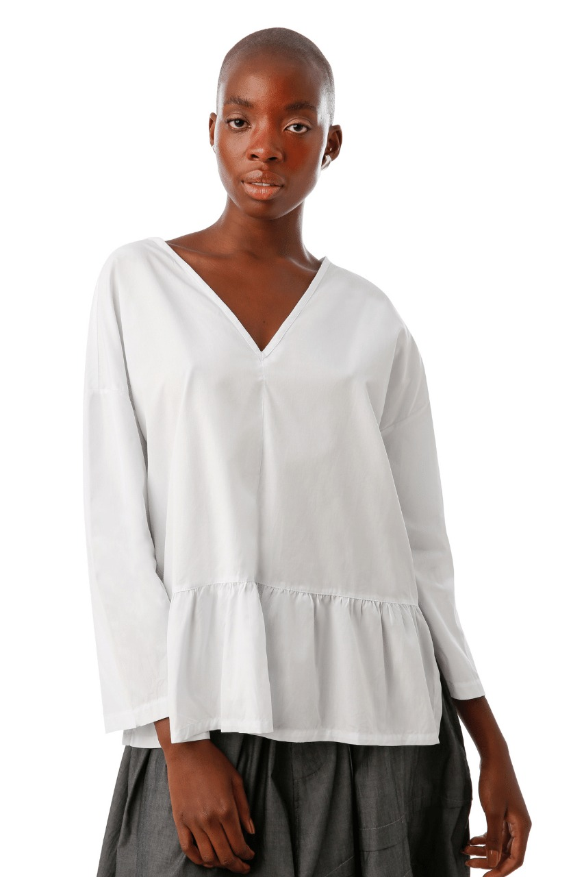 Blusa Aura Sopro SE Branca