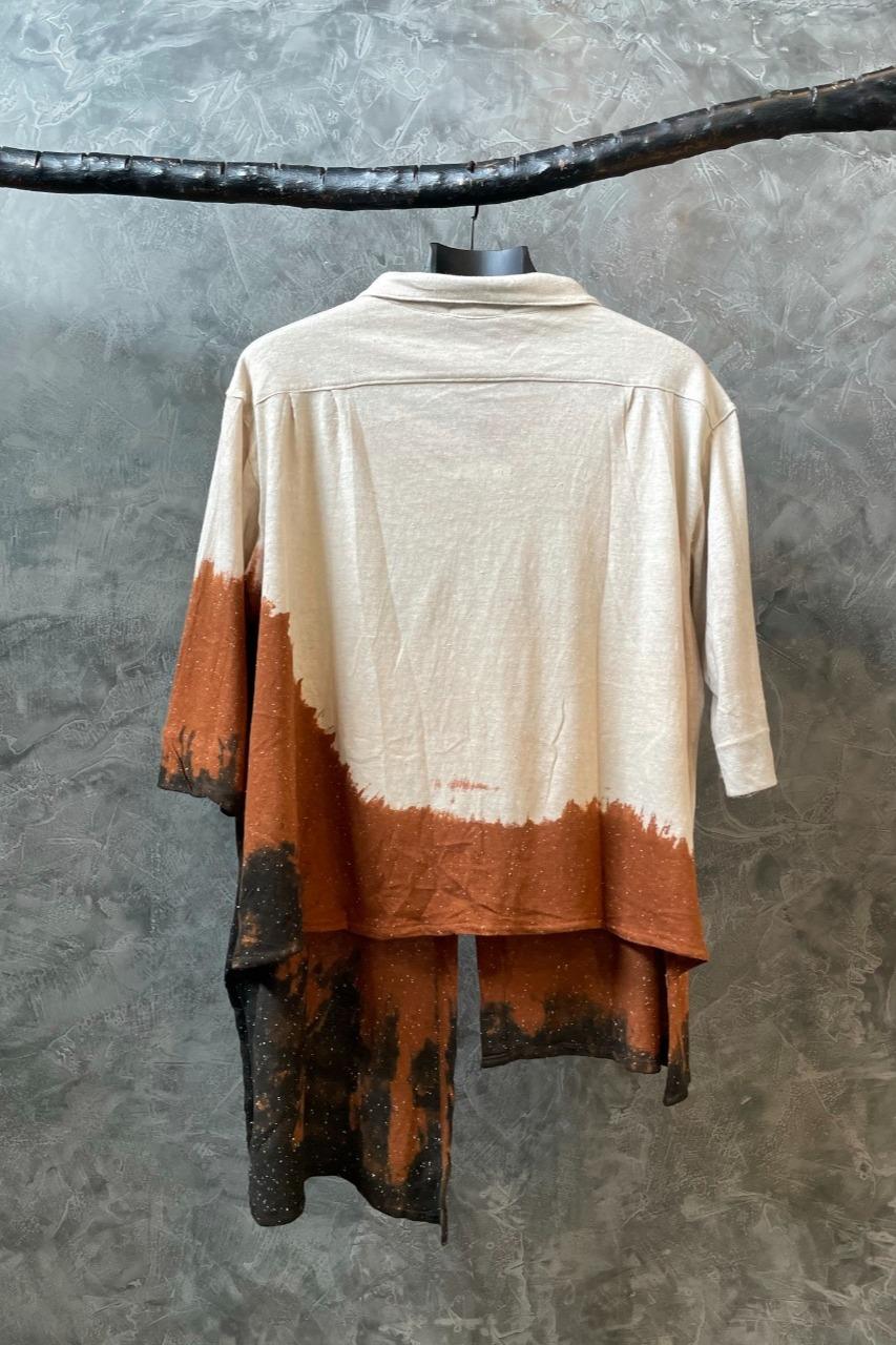 Camisa Foulard