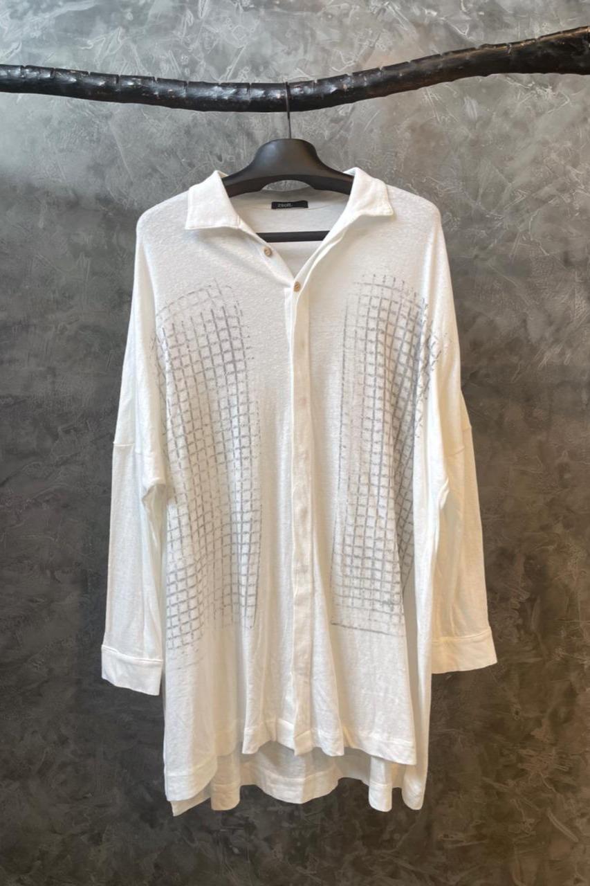 Camisa Grid