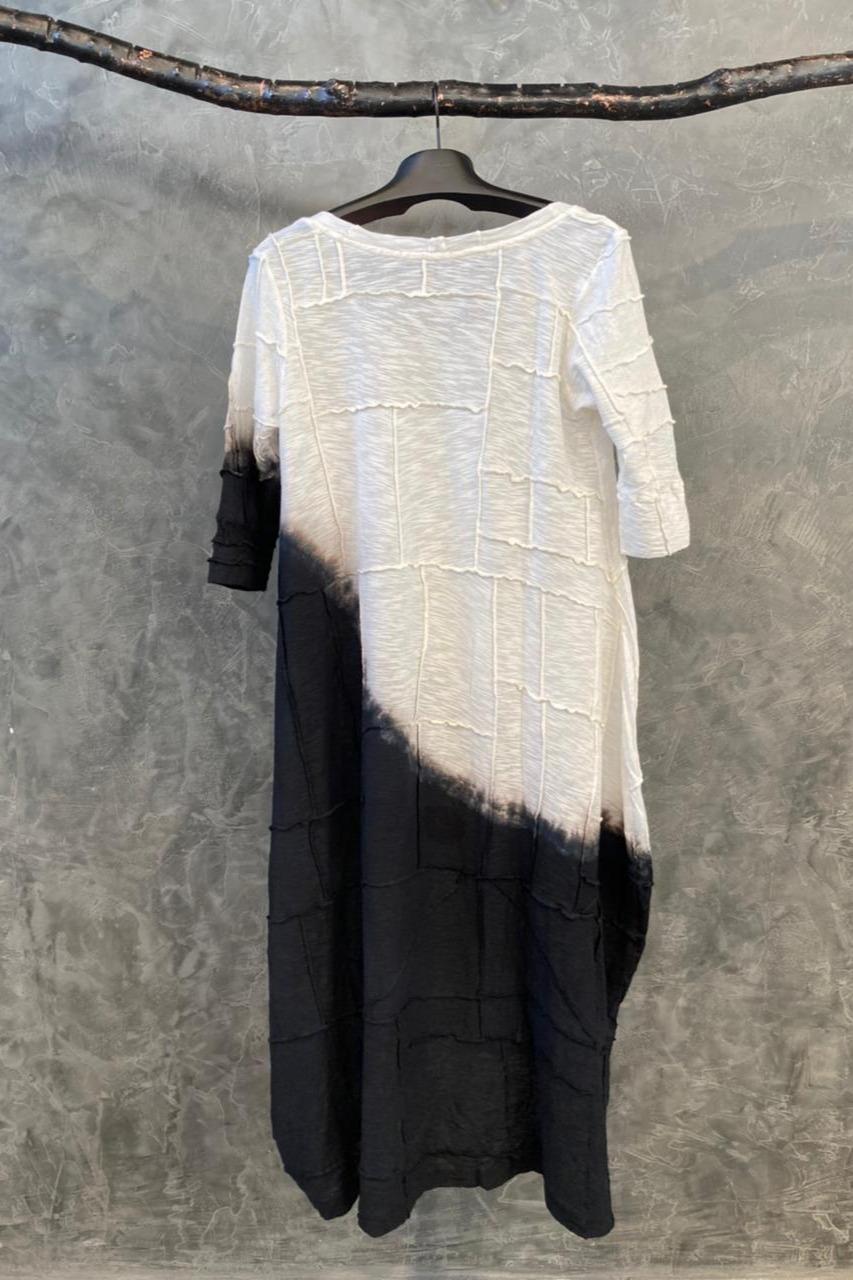 Vestido Eillen Rejila Wabi-Sabi