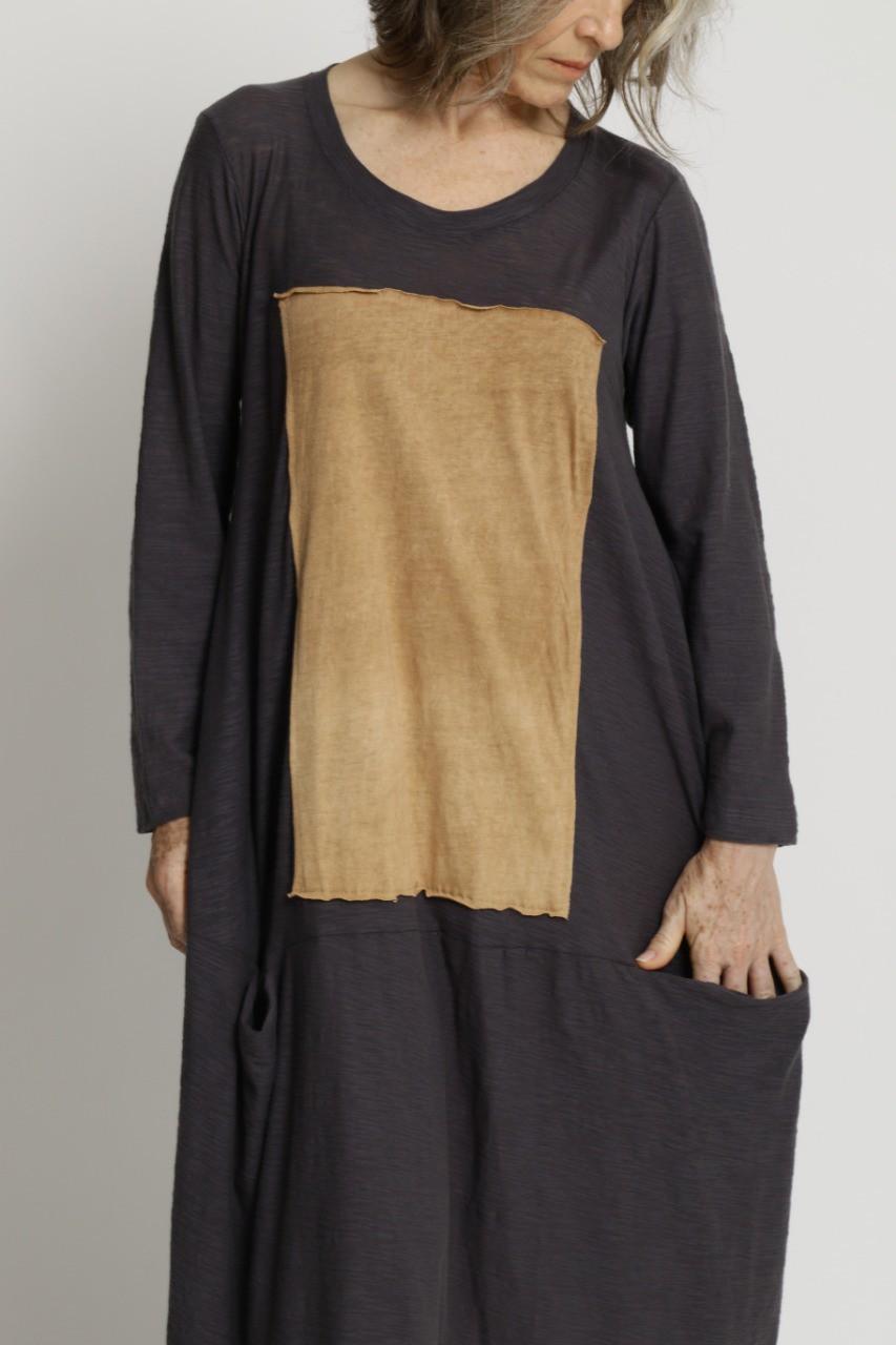 Vestido Kangurú Midi