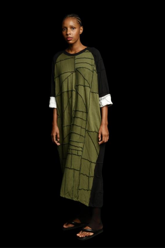 Vestido Londres Wabi-Sabi