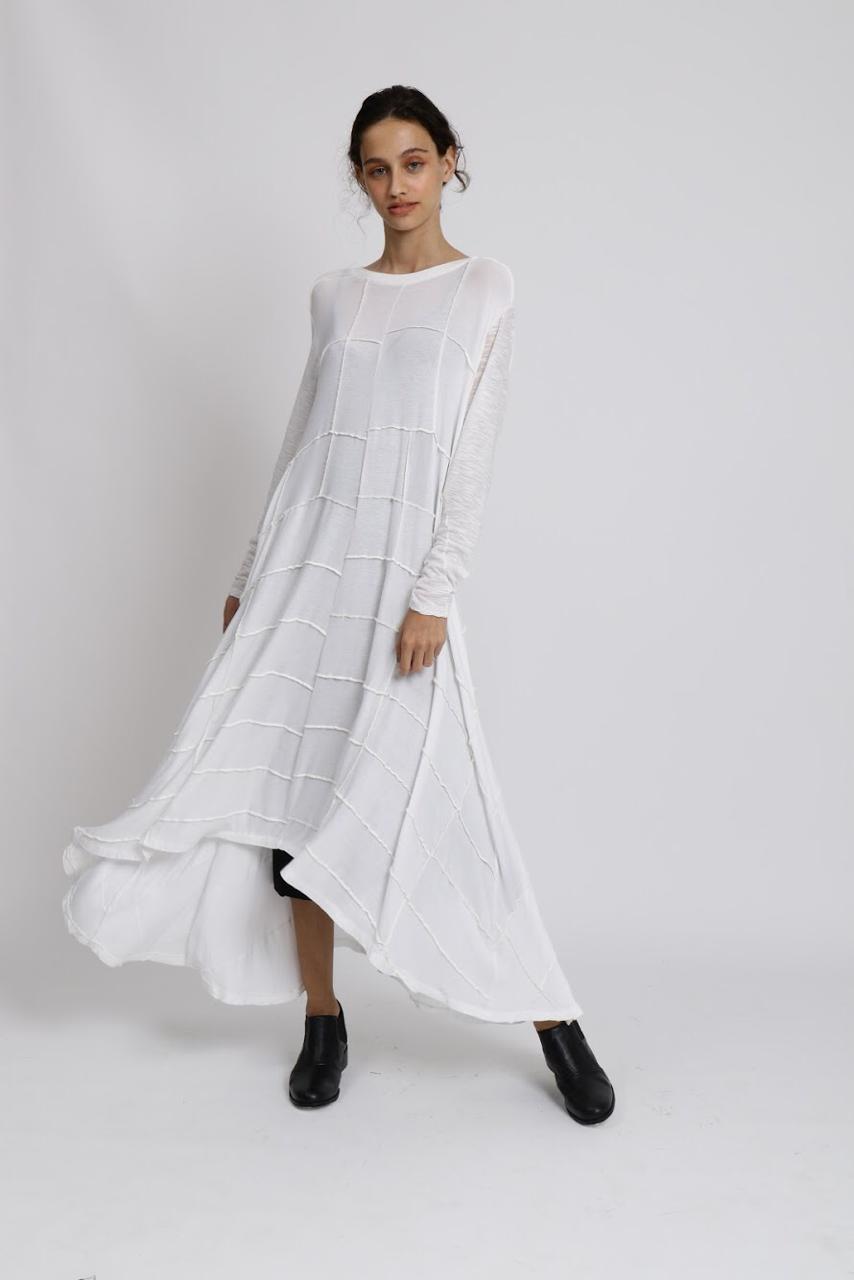 Vestido Milionário Wabi-sabi