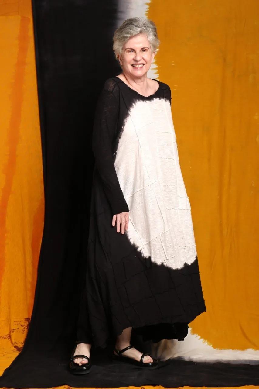 Vestido Milionário Wabi-Sabi Circle