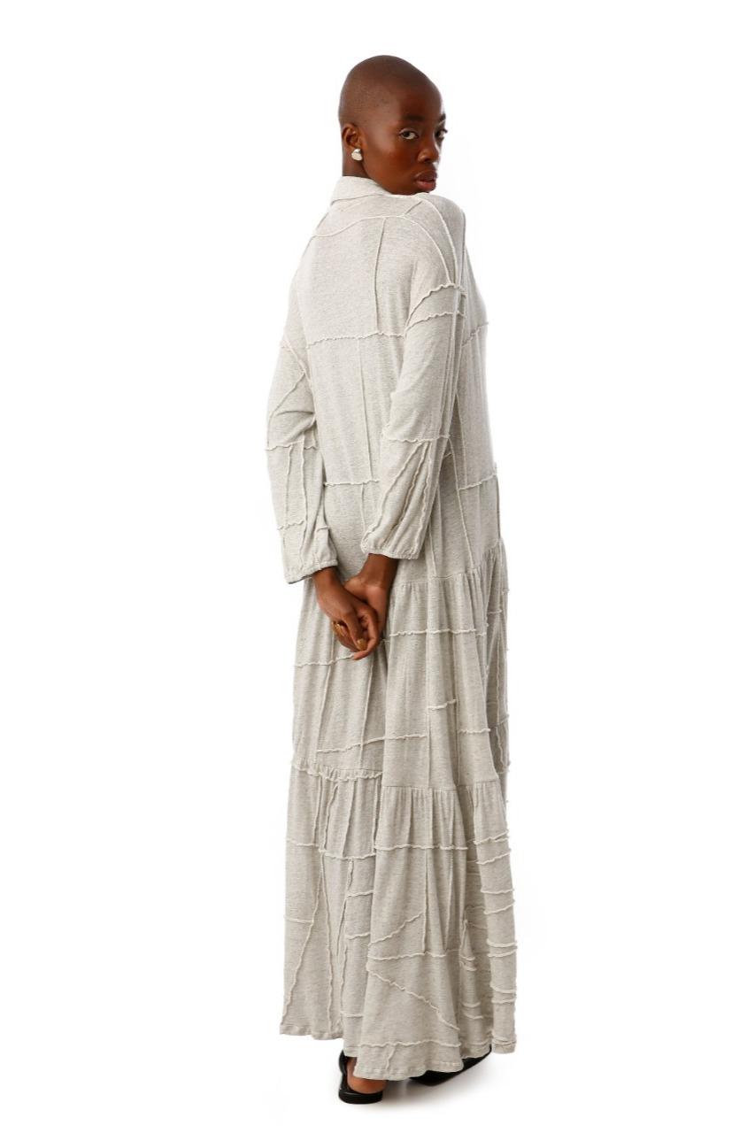 Vestido Revoada Wabi-Sabi