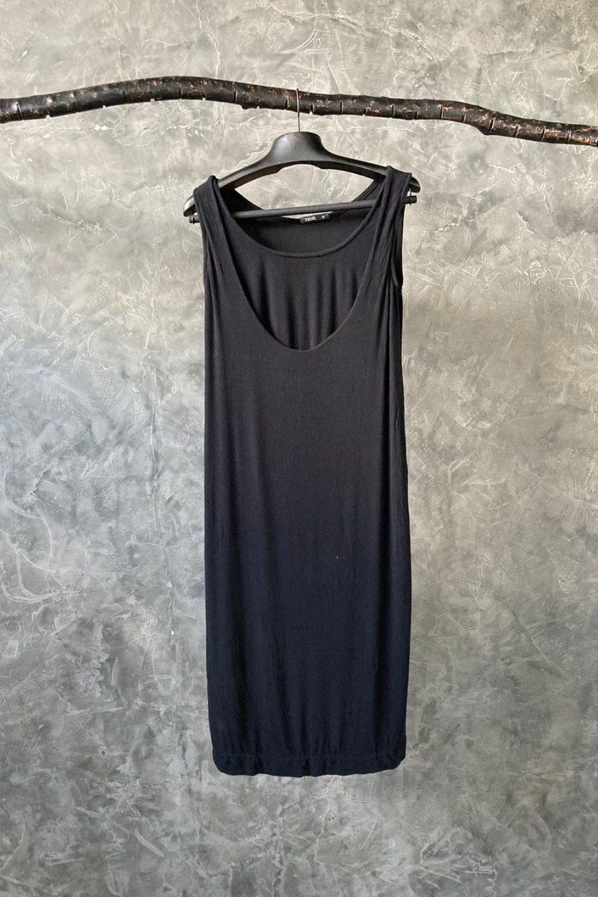 Vestido Sale Regata Dupla Fibra de bamboo