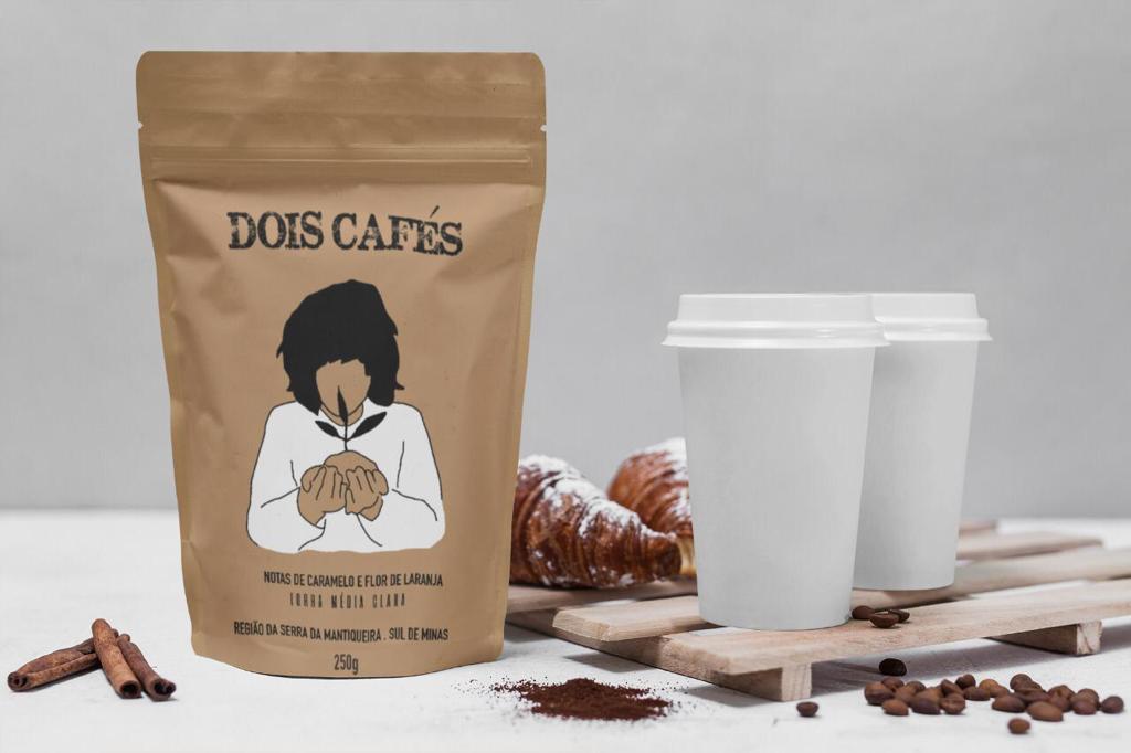 """Café """"Dois Cafés"""""""