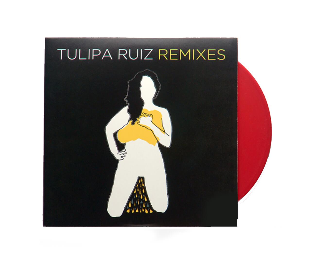 COMPACTO TULIPA RUIZ - REMIXES
