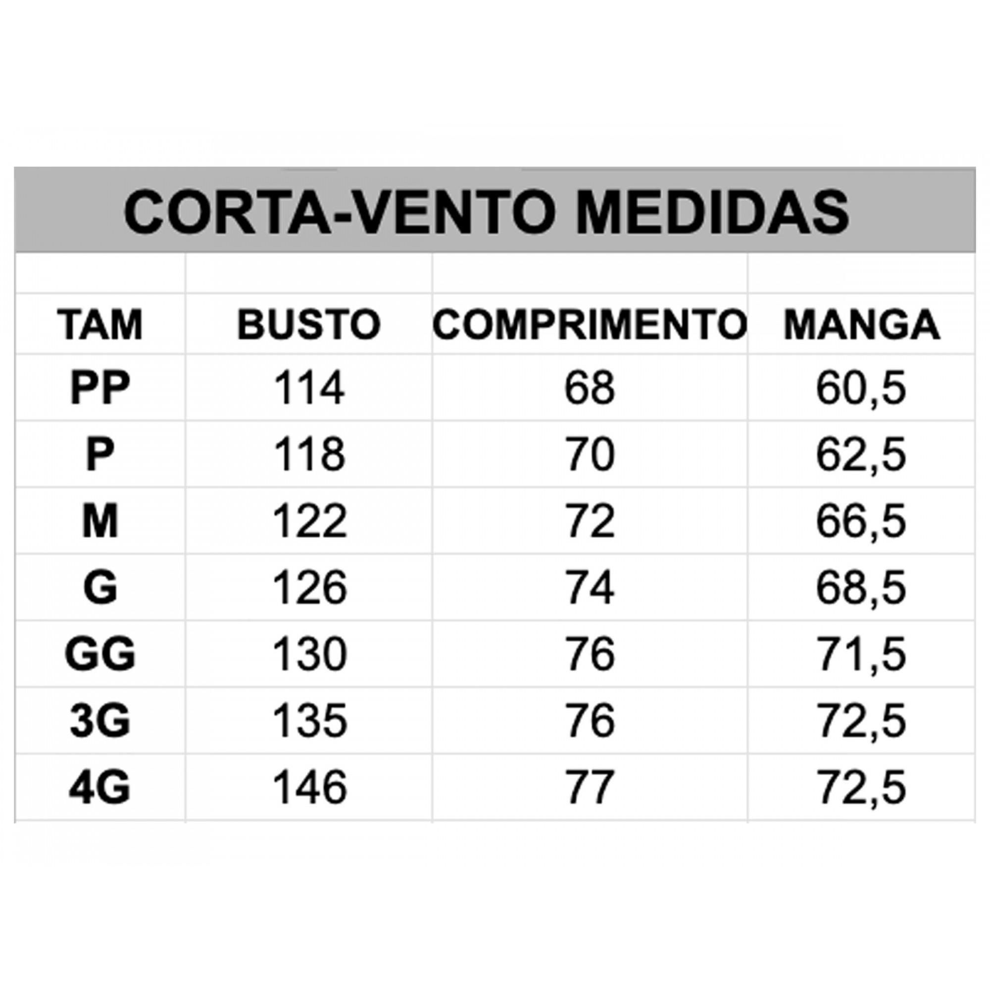 JAQUETA CORTA VENTO EFEMERA 10 ANOS  - 2.º drop