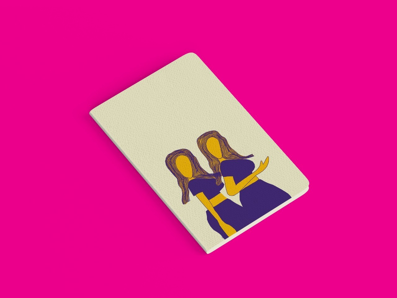 Kit 6 Caderninhos