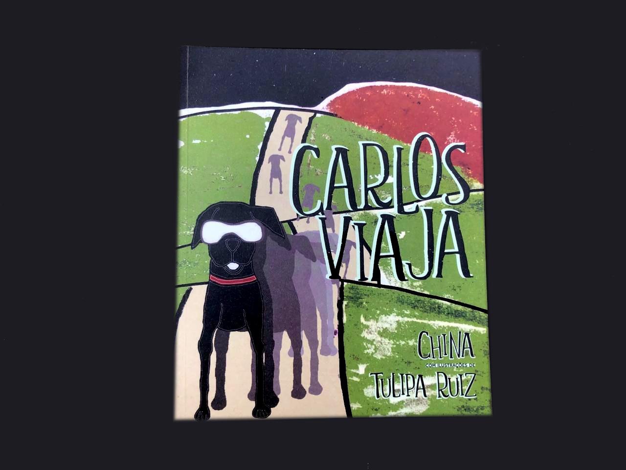 LIVRO CARLOS VIAJA