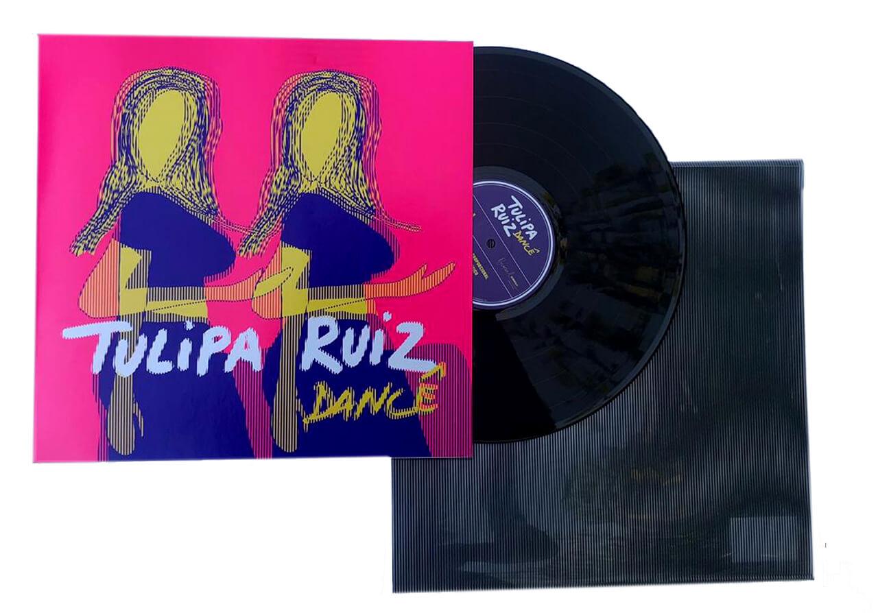 VINIL TULIPA RUIZ - DANCÊ