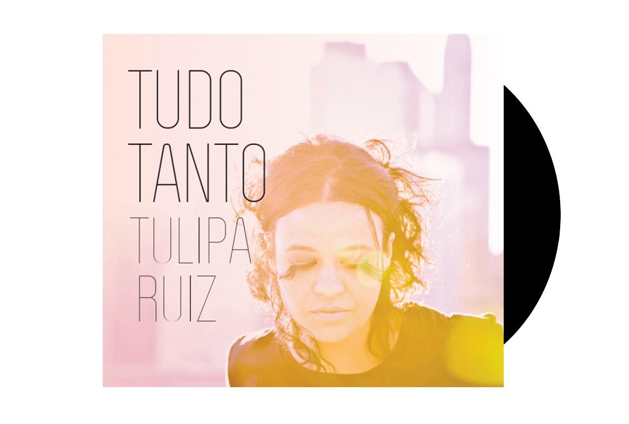VINIL TULIPA RUIZ - TUDO TANTO