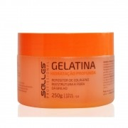Gelatina Capilar - Salles Profissional 250g