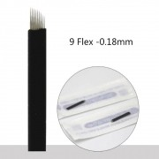 Lâmina Flex Chanfrada  9  0,18mm (NANO)