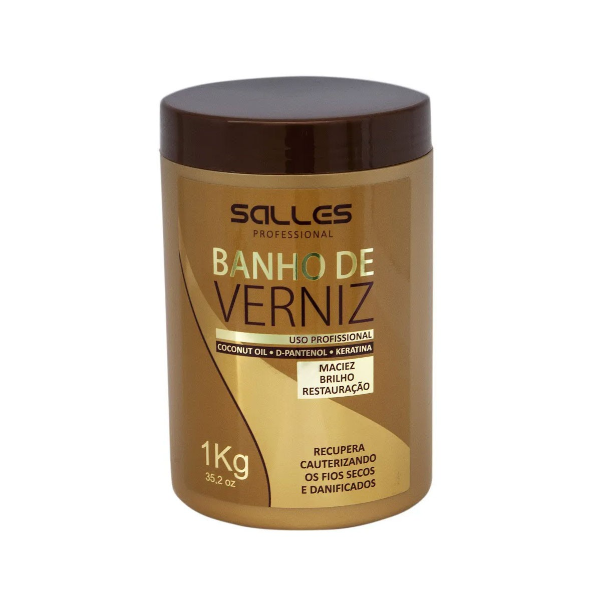 Banho de Verniz Premium 1kg