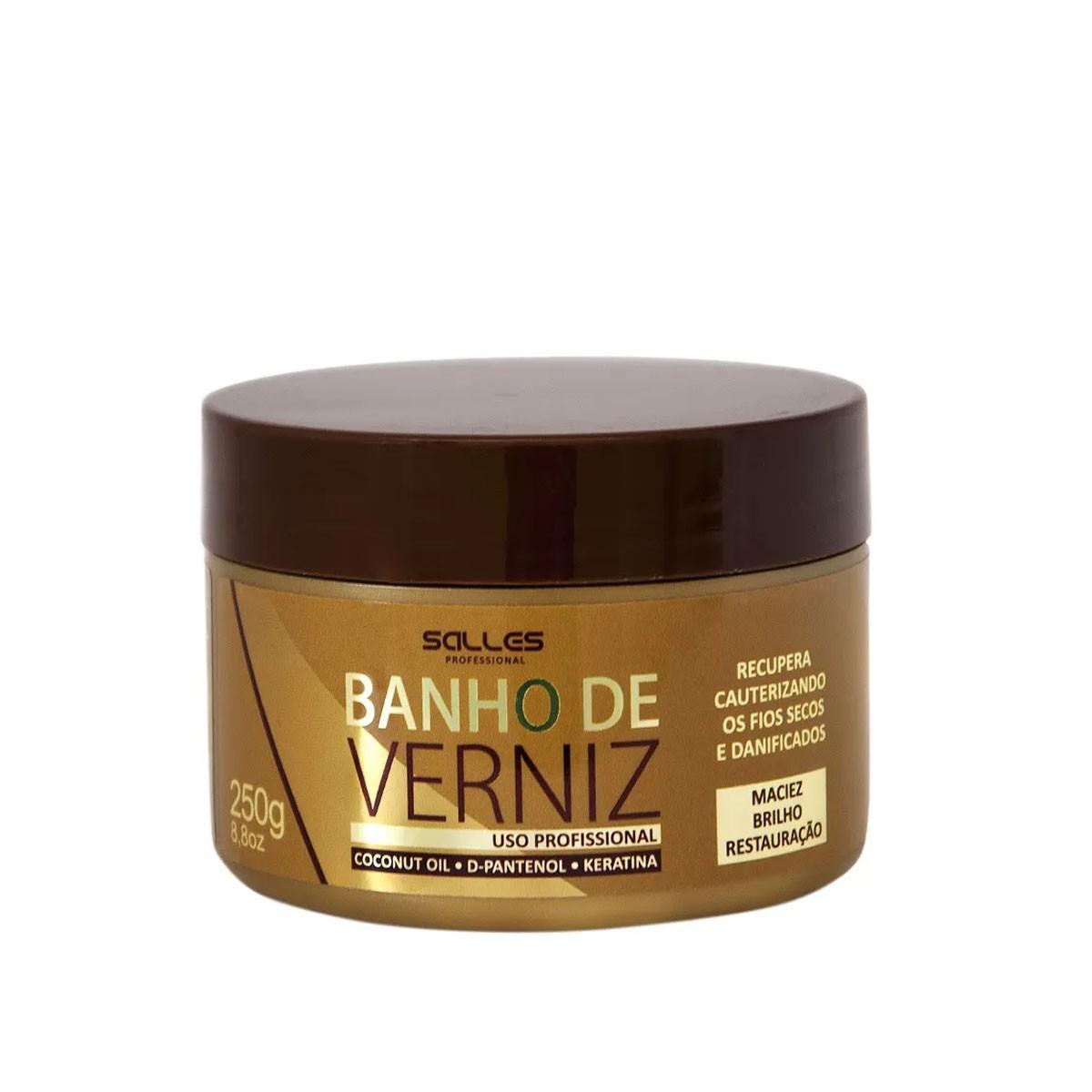 Banho de Verniz Premium 250g