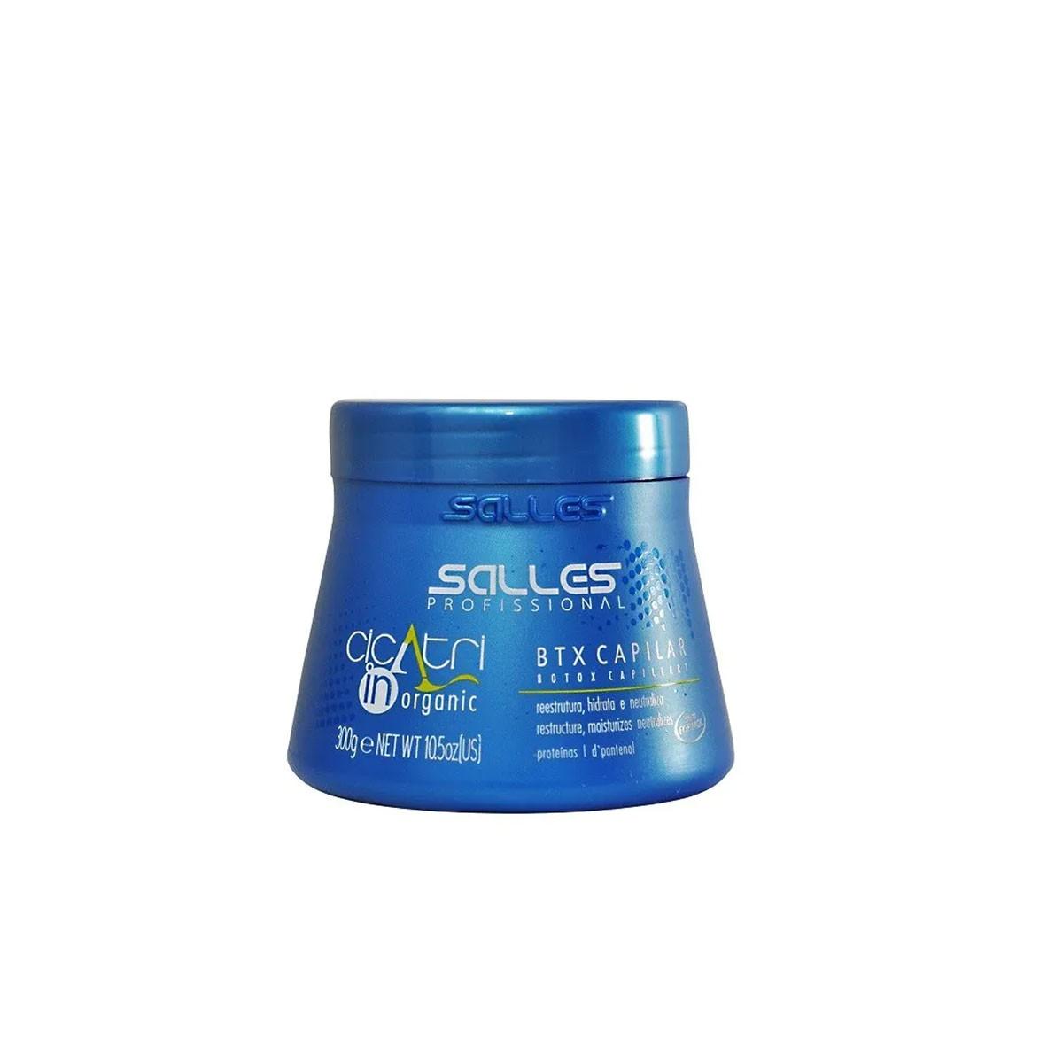 Botox BTX Capilar Cicatri Organic 300g