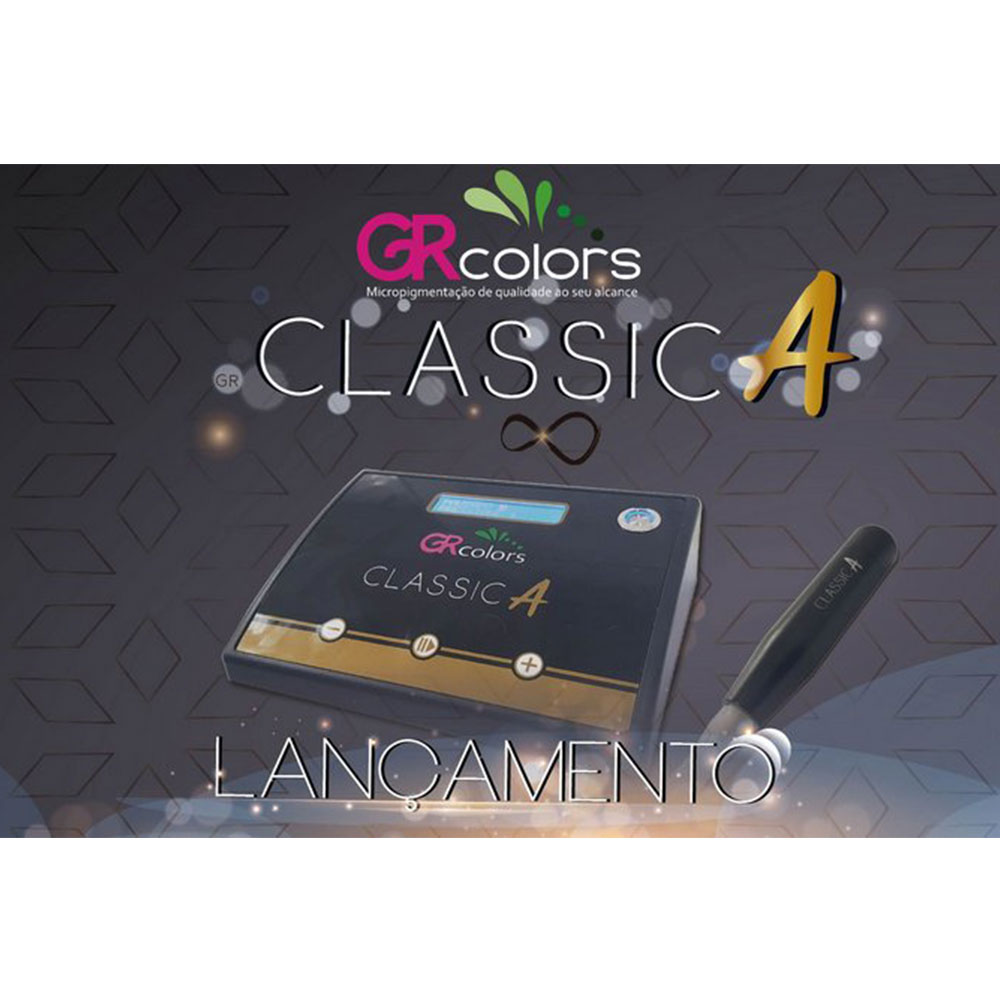 Dermógrafo GR Colors Classic A