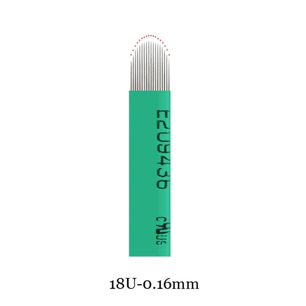 Lâmina Flex U  18  0,16mm (NANO)