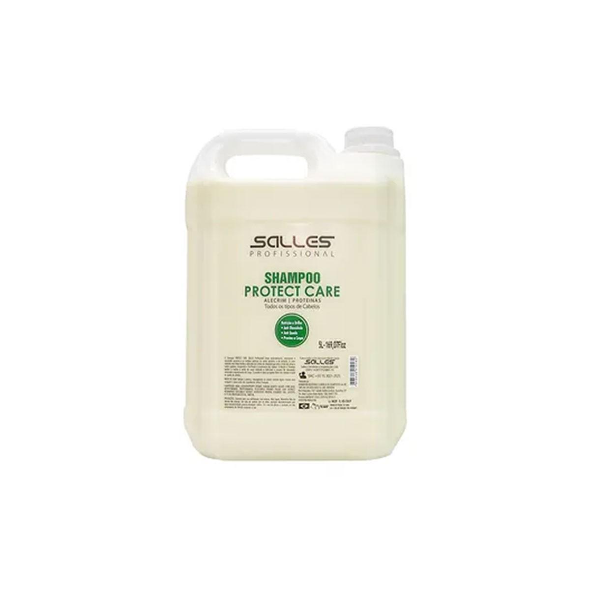 Shampoo Protect Care - Salles Profissional