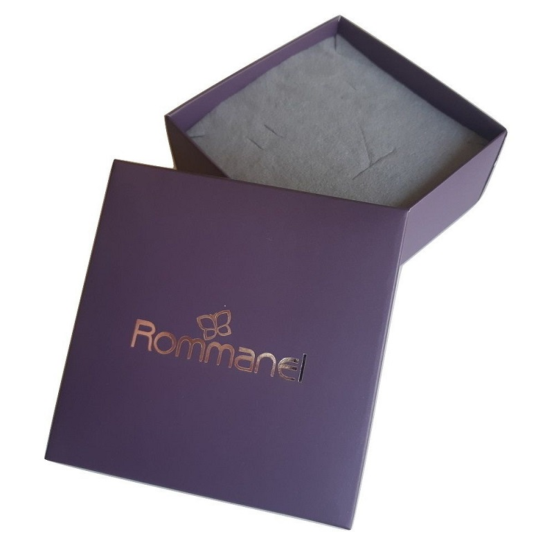 CAIXINHA ROMMANEL STANDART PEQUENA - 766004