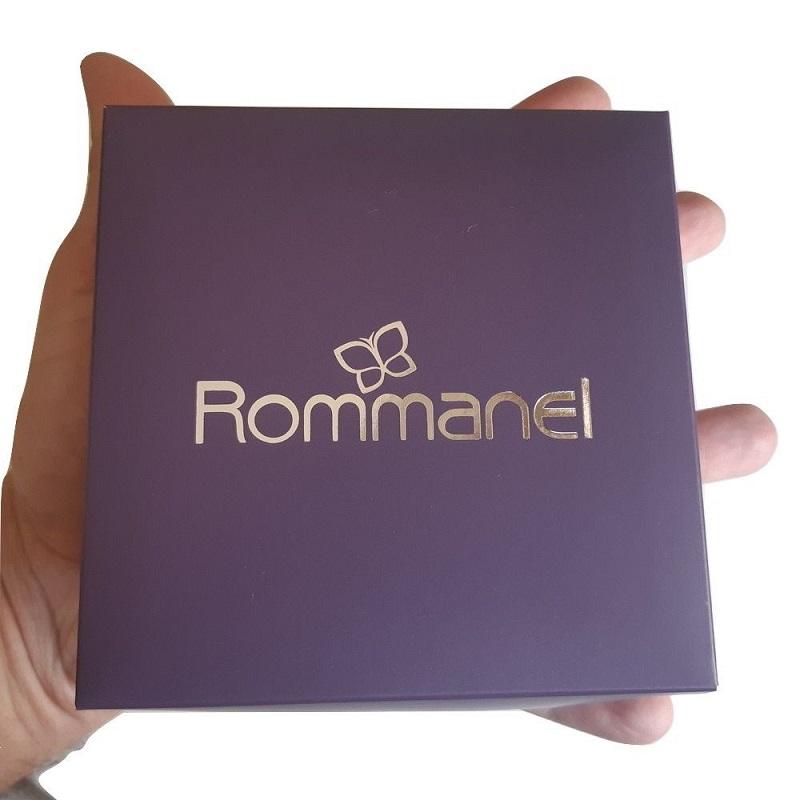 CAIXINHA ROMMANEL STANDART MEDIA - 766005