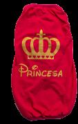 Camiseta para Cachorro - Princesa