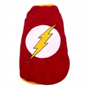 Camiseta para Cachorro - Flash