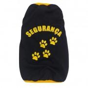 Camiseta para Cachorro Segurança