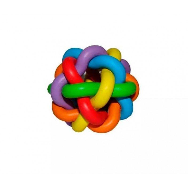 Brinquedo para cães e gatos com guizo - Bola Colors