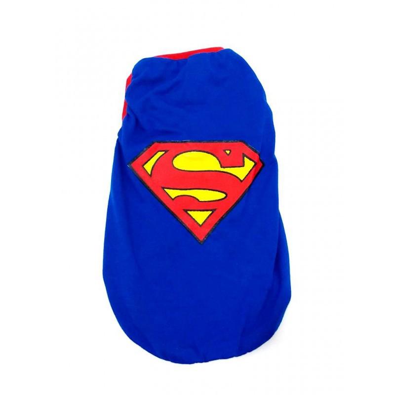 Camiseta para Cachorro - Superman