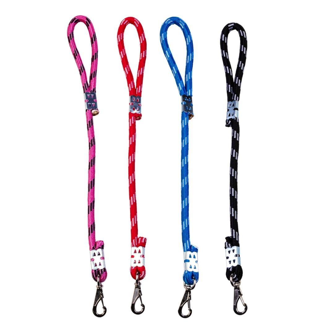 Guia para cachorro de corda roliça - 60cm