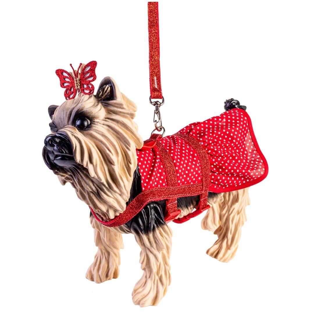 Vestido Peitoral para cachorro Luxo