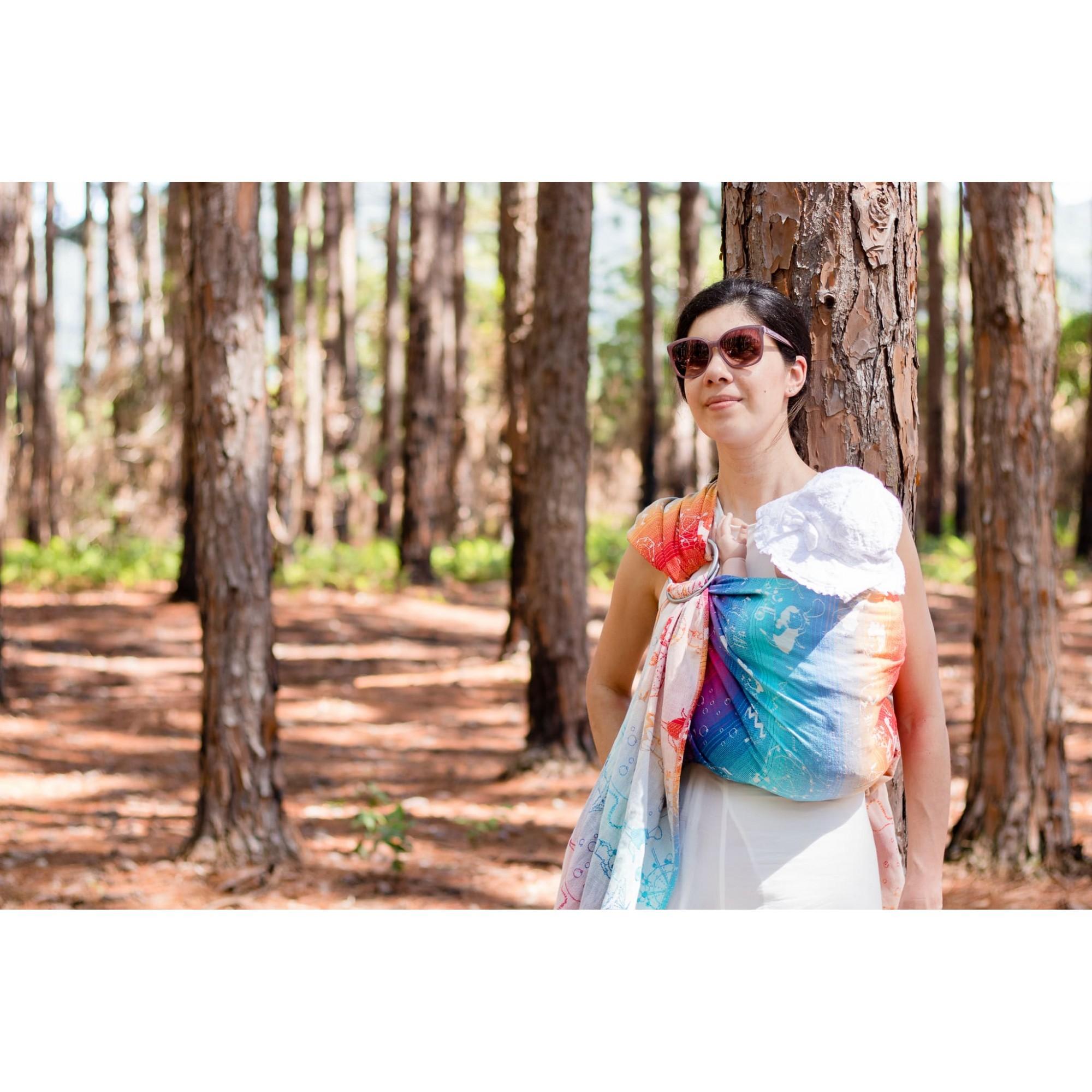 Sling de Argola Lucy- Colorido
