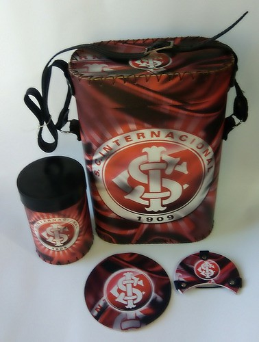 Kit Para Chimarrão Do Inter 1lt