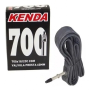 Câmara Kenda 700x18/23c Presta 60mm