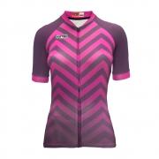 Camisa Mattric Ciclismo Feminina Violeta