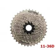 Cassete Shimano Cs-Hg201 11/36d 9v