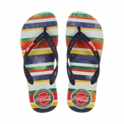 Chinelo Coca Cola Masc Ref Cc2743 Mrn