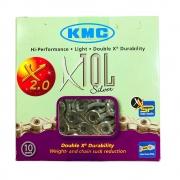 Corrente Kmc Prata Ref X10l