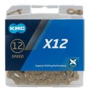 Corrente Kmc X12 Ti-Dour 12v 126 Elos