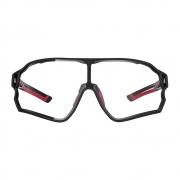 Oculos Rockbros Ciclismo Preto e Vermelho