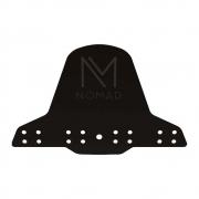 Paralama Nomad Nylon Traseiro MTB