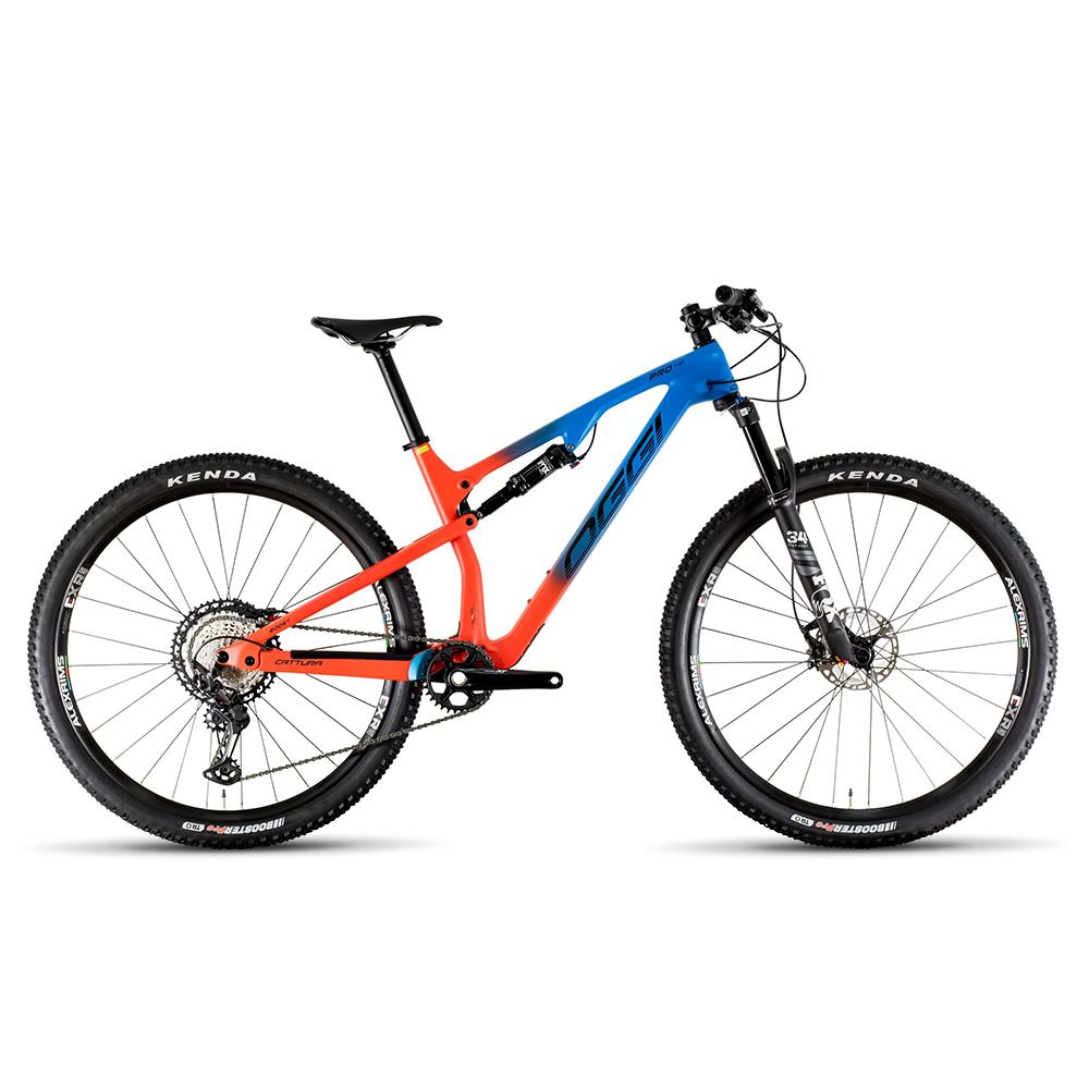 Bicicleta OGGI Cattura Pro - Deore XT 12v - 2021